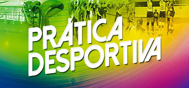 Prática Desportiva abre o segundo período de inscrição