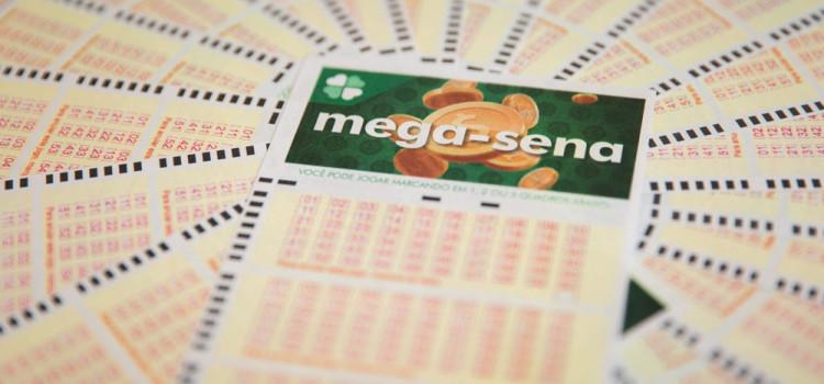 Mega-Sena pode pagar prêmio de R$ 40 milhões nesta quarta-feira