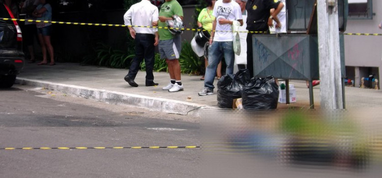 Criminoso comete crime em Apiúna e morre em Blumenau