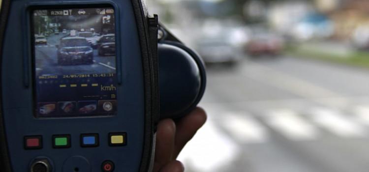Confira as ruas que possivelmente serão fiscalizadas com os radares