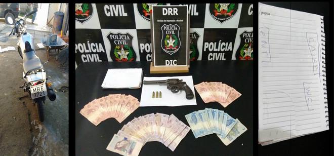 Investigação resulta em prisão de suspeito de assalto no bairro da Velha