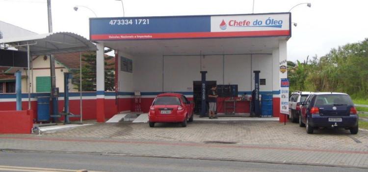 Empresa de óleo é arrombada na Dois de Setembro