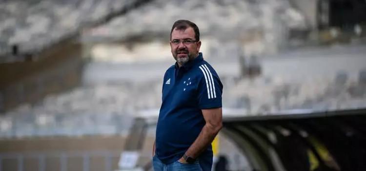 Enderson Moreira é demitido do Cruzeiro