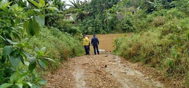 Corpo de pescador desaparecido é encontrado sem vida no Ribeirão Testo.