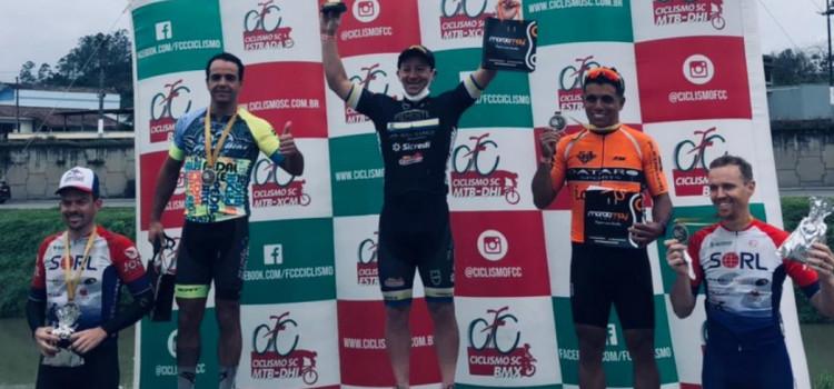 Itapema tem bons resultados na 3ª Etapa do Catarinense de Ciclismo