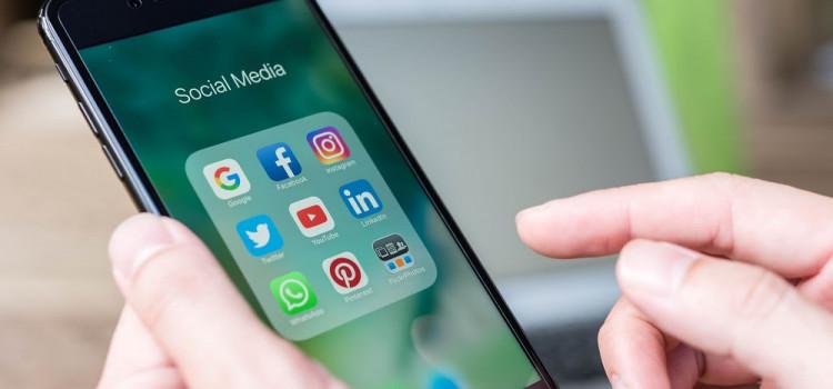 Brasil é o 3º país que mais usa redes sociais no mundo
