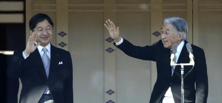 Japão tem novo imperador a partir desta terça