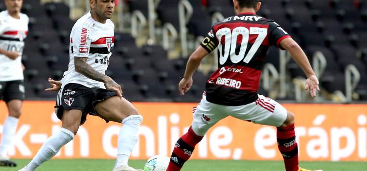 Flamengo e São Paulo iniciam quartas da Copa do Brasil com maior favoritismo