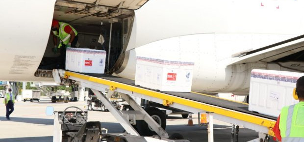 Estado inicia distribuição de novo lote de doses contra Covid que chegou hoje
