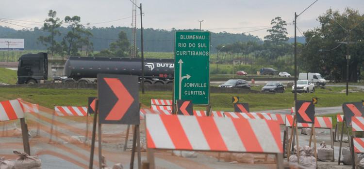 Governador encaminha acordo para acelerar obras nas rodovias federais