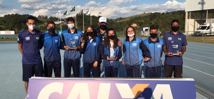 BC está no Top 10 no Atletismo Sub18 do Brasil