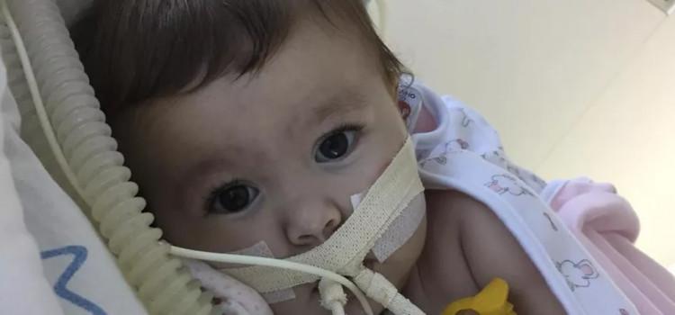 Torcida do BEC ajuda menininha com Amiotrofia Espinhal