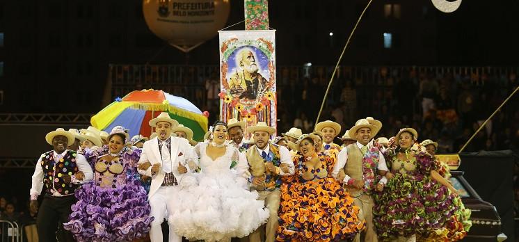Belo Horizonte: o maior São João do Sudeste