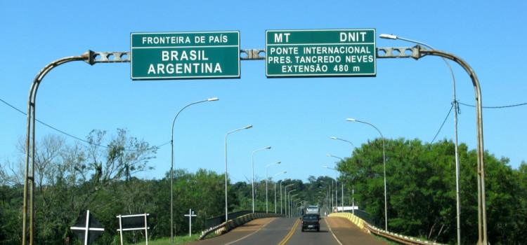Ensino bilíngue nas cidades de fronteira pautam acordos de SC com Argentina