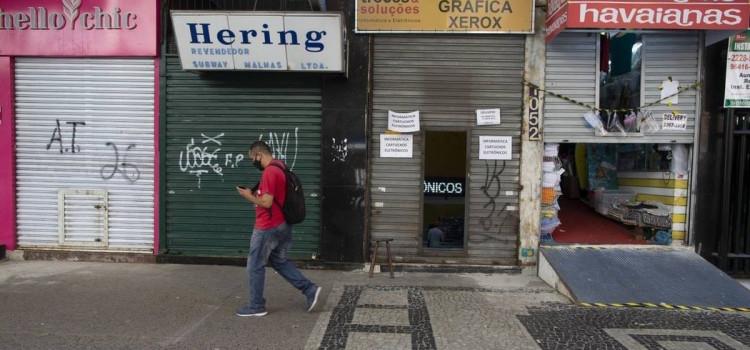 Retomada do brasil deve ser mais lenta que em 90% dos países