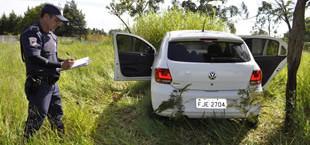 Criminosos armados roubam carro no Ambulatório Geral da Itoupava Norte