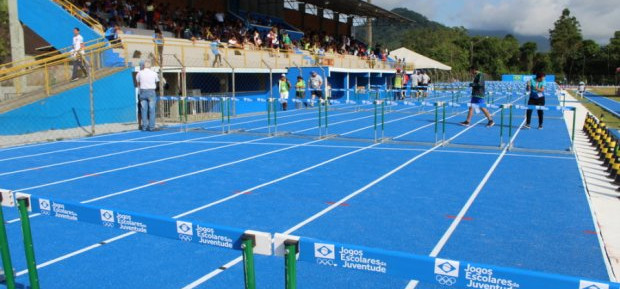 Fesporte realiza mapeamento inédito de instalações esportivas