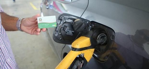 SC economiza R$ 6,4 milhões na compra de combustível