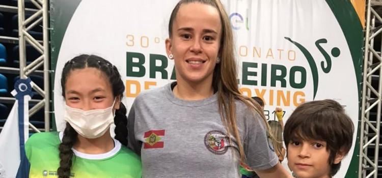 Atletas de Itapema participam de Campeonato de Kickboxing no RJ