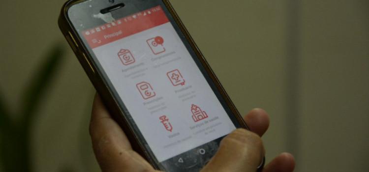 Usuários do AG da Velha poderão agendar consultas pelo Pronto Mobile