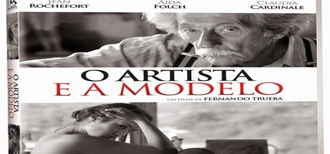 'O Artista e a Modelo' inicia o CineArte de maio