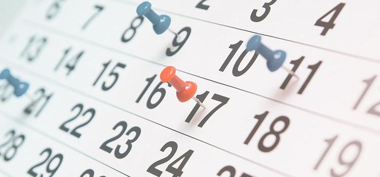 Veja a lista de feriados prolongados em 2019