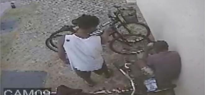 Ladrão em bicicleta: PM registra dois assaltos contra pedestres