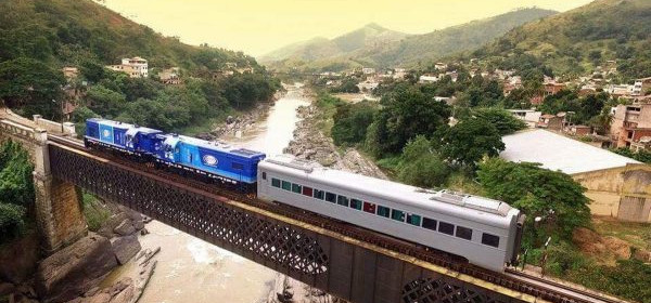 Novo passeio de trem ligará Minas Gerais ao Rio de Janeiro