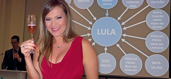 Jornalista Joice Hasselmann é absolvida em processo de Lula