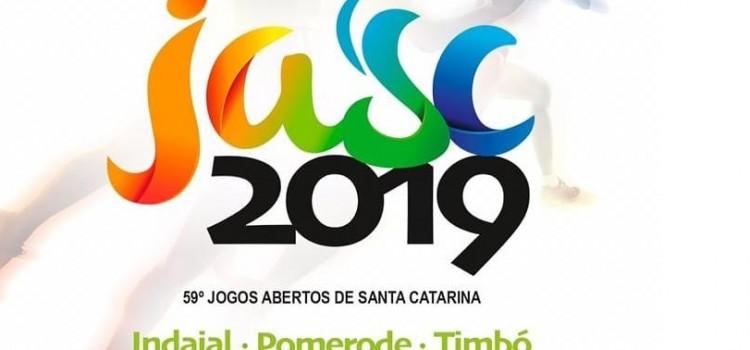 Jogos Abertos de Santa Catarina iniciam hoje