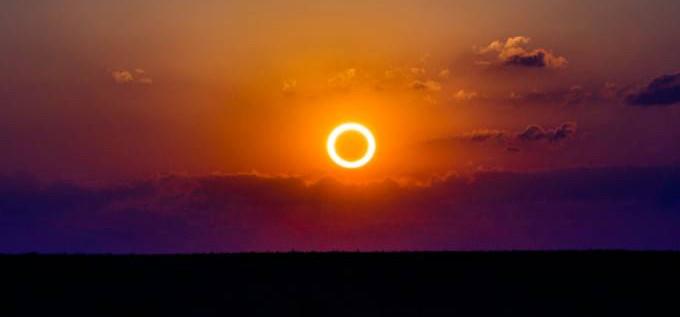 Vamos observar o eclipse solar de domingo?