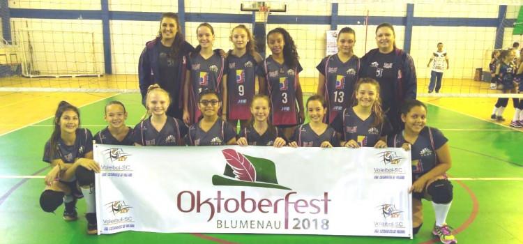 Bluvolei está em segundo na classificação final da Liga