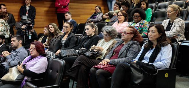 Audiência debate pacto estadual pelo enfrentamento à violência contra a mulher