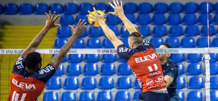 APAN fecha a  fase classificatória da Superliga em quinto lugar