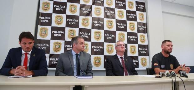 Polícia Civil indicia oito pessoas pelo assalto ao aeroporto Quero-Quero