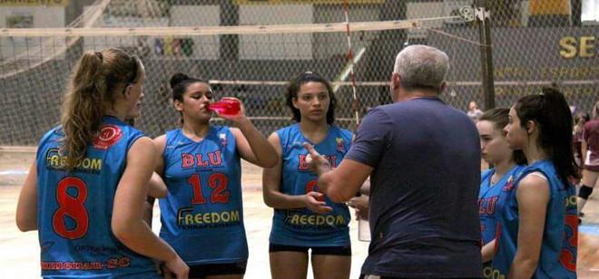 Cinco equipes representam Blumenau nos Jogos Escolares de SC