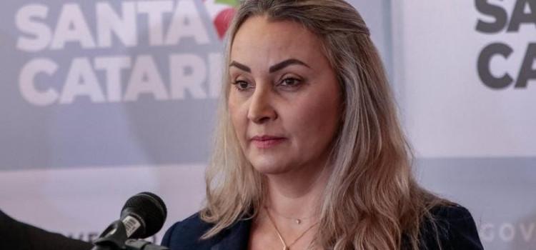 Incompetência da governadora deixa SC sem vacinas