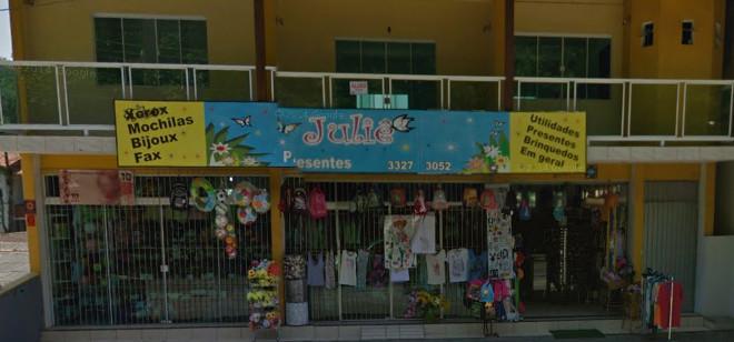 Ladrões assaltam loja na Itoupavazinha e fogem a pé