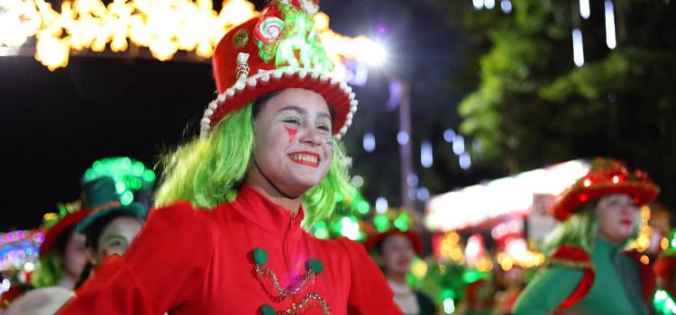 Desfile do Magia de Natal terá recurso de acessibilidade para cegos