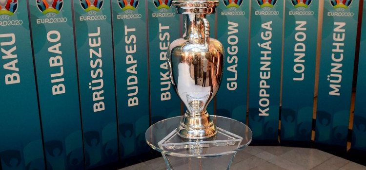 Eurocopa: Inglaterra e França são favoritas ao título