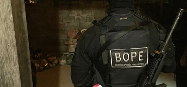 Bope encerra o primeiro semestre com grandes operações