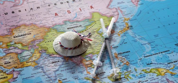 Entenda o turismo da vacina contra covid